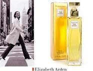 Eau de Parfum ELIZABETH ARDEN 5th Avenue de 75 ml ou 125 ml. Para mulheres sofisticadas.