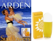 Eau de Toilette Sunflowers by Elizabeth Arden de 100 ml para Senhora