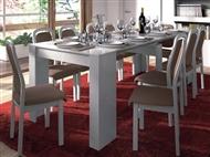 Mesa Extensível de 50 a 140, 235 ou 300 cm. Transforme um Aparador / Secretária numa Mesa.