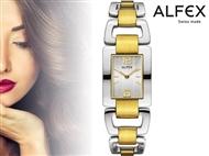 Relógio ALFEX: Um relógio centrado no design, coração e alma.