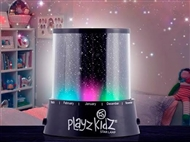 PlayZ KidZ: Projetor de Estrelas. A luz ideal para o quarto das crianças. Funciona com Pilhas ou Cab