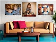 Telas Premium com Grade Personalizado com as suas Fotografias e Imagens e 11 Tamanhos à Escolha