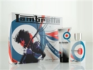 Coffret LAMBRETTA CELEBRATE NOIZE com Eau de Toilette de 100 ml e Body Wash de 150 ml.