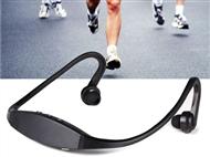 Auriculares Desportivos MP3: Leve, Portátil e sem Fios. Ouça música em Qualquer Lugar sem Limites