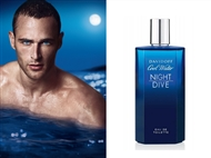 Eau de Toilette Cool Water Night Dive by Davidoff de 125 ml para Homem