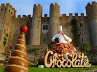 FESTIVAL DO CHOCOLATE Óbidos & Caldas Internacional Hotel: 1 Dia na Feira e Noite com Meia Pensão.