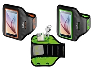 Bolsa Accelerate SBS para Braço. Disponíveis 2 tamanhos e 2 cores.