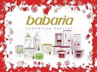 BABARIA: Cosmética Natural para Mulher ou Homem com Descontos até 50% e PORTES INCLUIDOS.