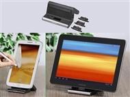 Carregador e Suporte para Smartphones e Tablets. PORTES INCLUIDOS.
