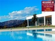 Água Hotel Mondim de Basto 4*: TUDO INCLUÍDO ou Pequeno-almoço e SPA. CRIANÇA GRÁTIS.