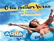 Parque Aquático AQUABADAJOZ: Bilhete de Entrada. Ó Elvas! Ó Elvas! Badajoz e Piscinas à Vista!