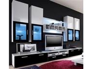 Conjunto de Móveis de Sala Eva II. Uma excelente oportunidade para mudar a sua sala