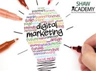 Curso Online de Digital Marketing da Shaw Academy.