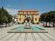 Nelas ParQ Hotel: Estadia junto à Serra da Estrela na Pitoresca Vila de Nelas. CRIANÇA GRÁTIS.