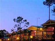 Romance no Vale Paraíso Natur Park na Nazaré: 1 Noite Romântica em Chalet entre o Verde da Natureza e o Azul do Mar por 50€. O romance está no ar!