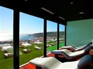 Miramar Hotel & Spa 4*: Fuga à Nazaré com Circuito de Spa. Conforto, Luxo e Design com Vista Panorâmica sobre o Mar desde 32,50€!