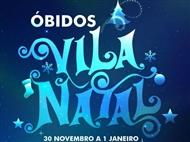 ÓBIDOS VILA NATAL & Caldas Internacional Hotel: 1 Dia na Feira e 1 ou 2 Noites com Meia Pensão desde 27.50€. OFERTA BILHETE 3ª PESSOA!