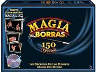 Magia Borras com 150 Truques. Aprender os melhores truques de magia com luzes.