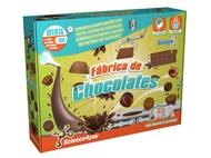 Fábrica de Chocolates: Aprende e produz os teus próprios chocolates, com mais de 30 experiências!