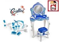 Toucador Coralline: Tudo é possível com um pouco de imaginação e este fantástico toucador!