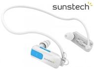 Auriculares com MP3 Integrado com 4GB, concebido para o desporto!