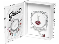 Jóia GUESS for Ladies com Charm Box. O inicio de um grande amor! PORTES INCLUIDOS.