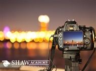 Curso Online de Fotografia da Shaw Academy.