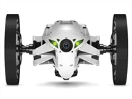 Drone Parrot Jumping Sumo Branco: Drone Terrestre com Câmara, Alcance de 50 metros Bluetooth Smart