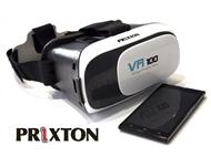 Óculos 3D de Realidade Virtual para Smartphones.