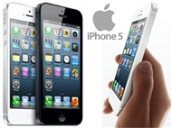 iPhone 5 Desbloqueado com 16 GB, Acessórios e 2 Cores à escolha: Preto ou Branco.