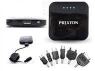 Bateria Universal Power Pack de Alta Capacidade, Portátil, Ultra Fino e Pequeno: Ideal para Telemóve