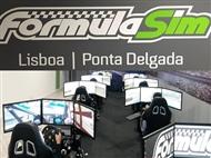 Autódromo Virtual de Sacavém ou Ponta Delgada: 1 ou 2 Horas de Experiência Virtual em Automóvel.