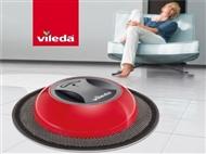 Mopa Robô ViRobi da VILEDA que limpa a casa sozinho sem fios.