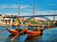 Park Hotel Porto Gaia: 2 Noites com Sea Life Porto, Cruzeiro das 6 Pontes e Visita a Cave.