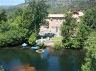 Quinta do Moinho: Estadia junto ao Rio Mondego na Encosta da Serra da Estrela. CRIANÇA GRÁTIS.