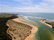 Moinho da Asneira: Estadia com SPA e Passeio de Barco pelo Rio Mira em Vila Nova de Milfontes.