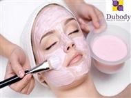 Radiofrequência + Máscara + Massagem Facial nas Clínicas Dubody.