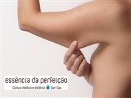 Essência da Perfeição em Lisboa - Tratamento Flacidez e gordura dos braços.