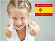 Curso de ESPANHOL Online para Crianças.