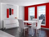 Conjunto de Mesa de Refeições com 4 Cadeiras: Uma Solução Prática e Confortável para sua Casa