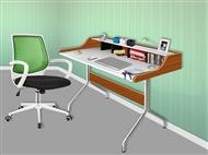 Secretária em Cerejeira e Branco: Um Local de Trabalho com todo o Conforto que Precisa em sua Casa