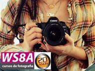 Workshop de Iniciação à Fotografia Digital na WS8A.