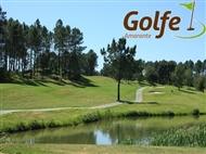 GOLFE DE AMARANTE: 1 ou 3 Almoços no Restaurante Club House com Aula de Golfe. Desfrute com Prazer