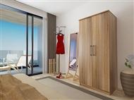 Roupeiro com 2 Portas: Um Modelo Prático para a Organização do seu Vestuário no seu Quarto
