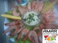 Mariscada com Petisco à AMAR a Partilhar a Dois no AMAR Café Restaurante By Karpediem.