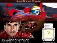 Eau de Toilette Ferrari Scuderia Red 125 ml para Homem