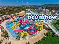 AQUASHOW PARK: Entrada de ADULTO. Divertimento Garantido no Algarve.