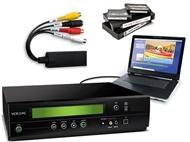 Pen Conversora USB de Áudio e Vídeo: Recupere e Volte a Desfrutar o que tiver em Cassetes de Vídeo
