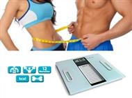 Balança Digital: Análise de Peso, Calorias, Líquidos, Massa Muscular, Massa Óssea e Memória