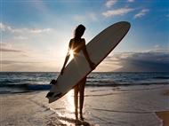 Aulas de Surf ou Bodyboard para 1 ou 2 pessoas, na Caparica Surf Academy.